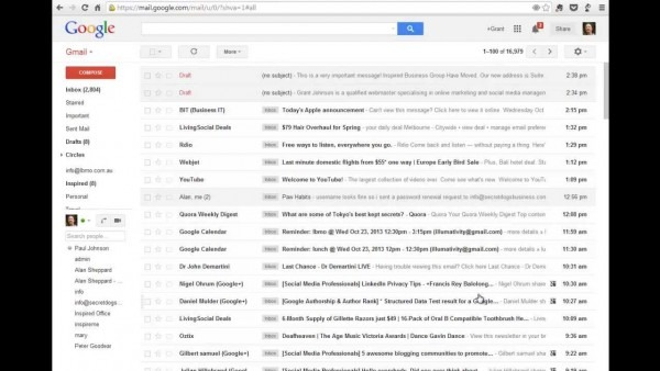 How To Create A Html Email In Gmail