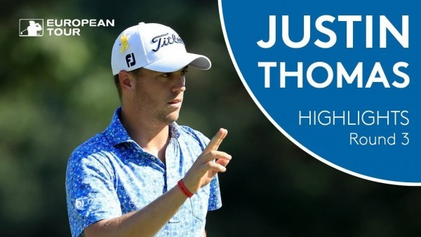 Justin Thomas Highlights