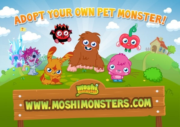 ❀ Moshi Monsters For Parents ❀