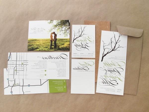 Invitations   Fascinating Photo Wedding Invitation Kits Free To