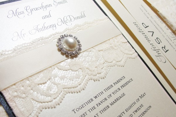 Pinterest Wedding Invitations