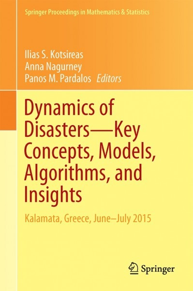 3rd International Conference On Dynamics Of Disasters — July 5