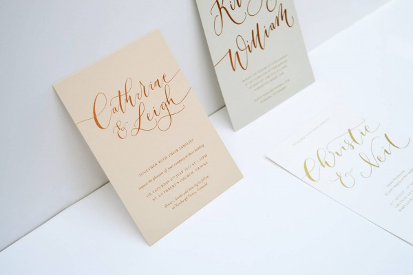 Wedding Stationery  The Best For Invitations, Save The Dates And