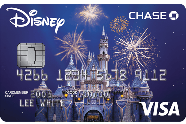 Disney Visa Card – Refer
