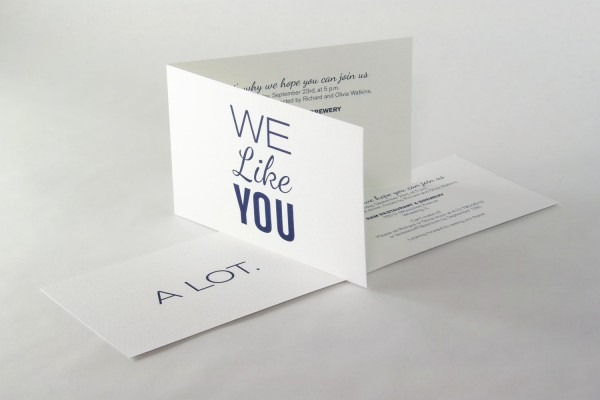 Wedding Card Graphic Design From Portfolio Combined With Your