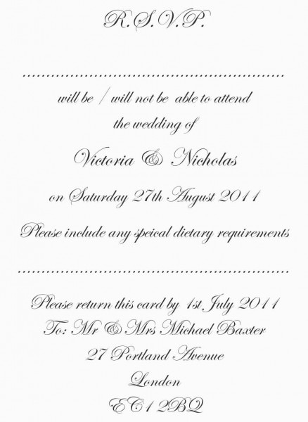 Wedding Invitation Sample Wording Bride And Groom Inviting Awesome
